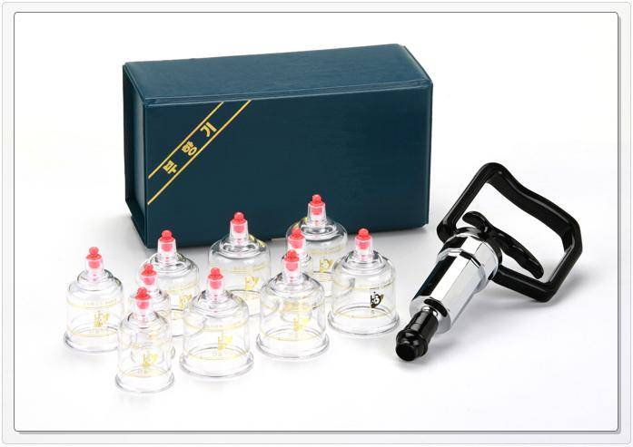 Cupping set(10 cups)
