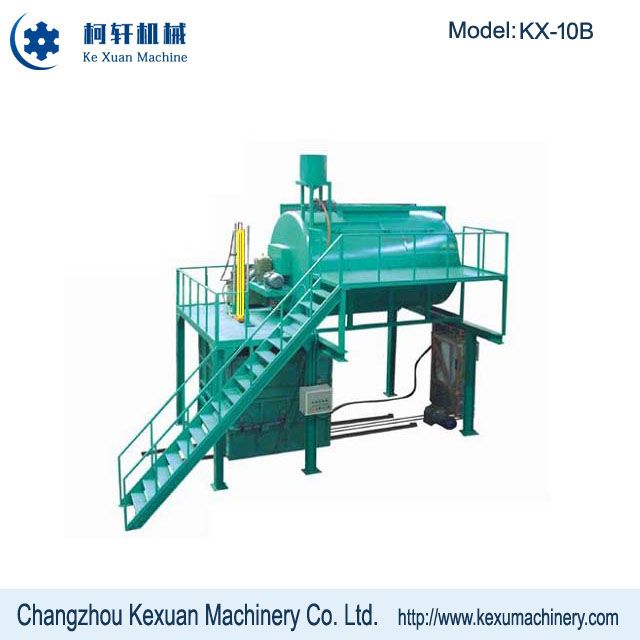 Re-bonded Foam Making Machine