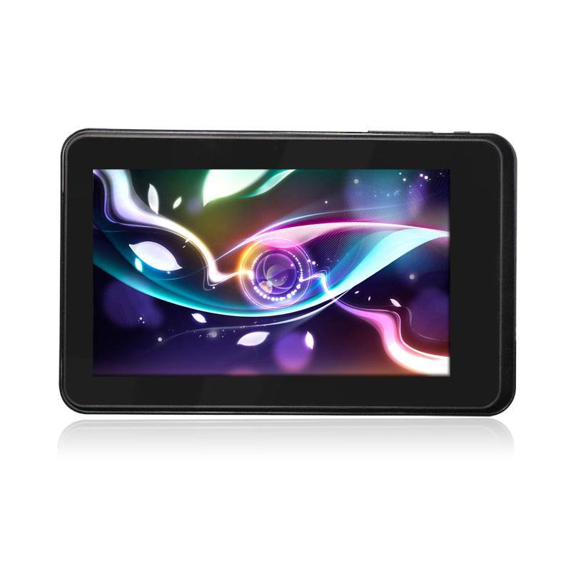 7 inch Capacititve panel RK2906 Chip, Android4.0OS,1.2Ghz Frequency,512MB RAM, 4G Tablet PC