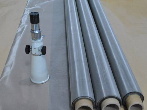 RFI/EMI shielding stainless steel wire mesh for shielding room