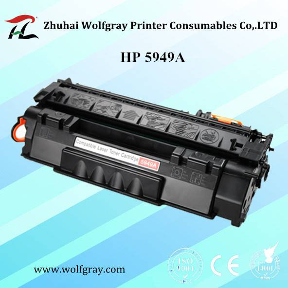 Wholesale Compatible Toner Cartridge HP Q5949A 5949A for HP 1160/1320/1320N