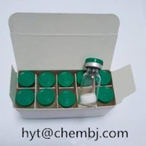 Oxytocin Peptides Oxytocin Acetate Peptide Lyophilized Powder For Hasten Parturition