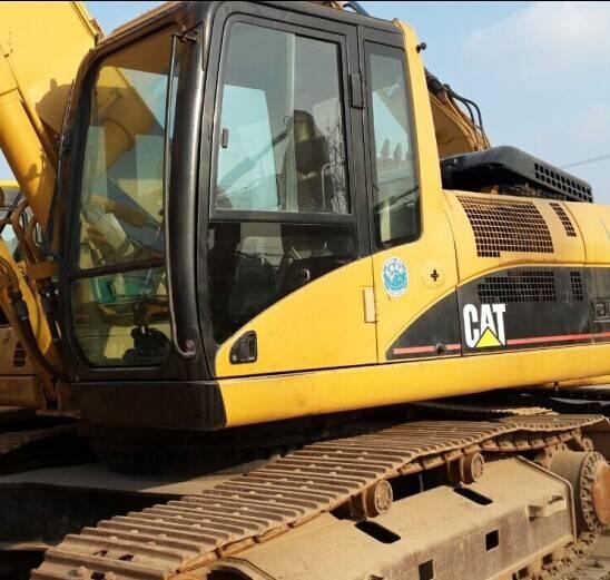 Used Crawler Excavator CAT 330C