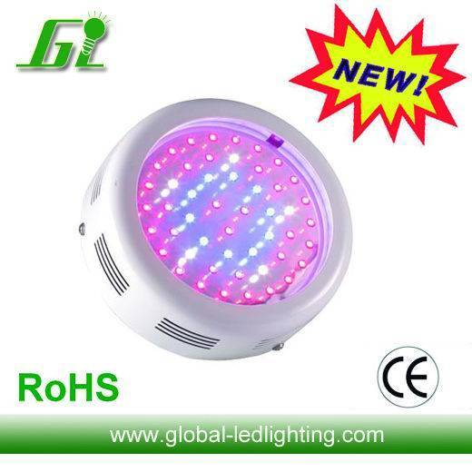 Agriculture greenhouse round Mini 50W UFO LED Grow Light