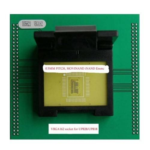 VBGA162 Chip Adapter for UP828 UP818 Programming Socket VBGA162