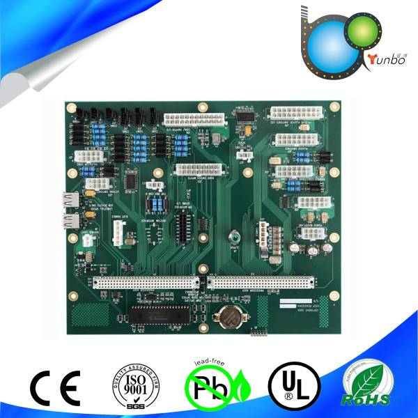 China UL Rigid PCBA PCB design