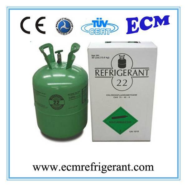 Refrigerant Gas R22, Refrigerant R22, Refrigeration Gas, Freon R22 Hfc R22 Refrigerant Gas