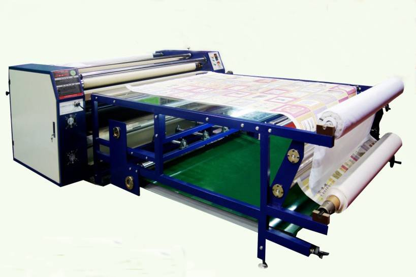 Digital T Shirt Roller Sublimation Heat Press Trasfer Printing Hot Foil Stamping Machines BD610/1700