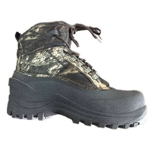 Itasca mountaineering hunting boots camo nylon upper