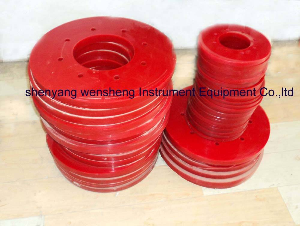 pipeline cleaning Polyurethane DISC
