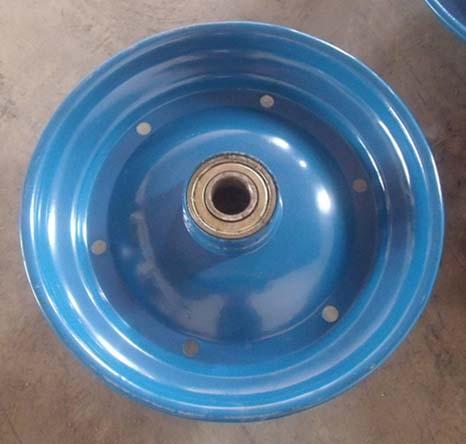 Wheelbarrow Rim/ 4.00-8 Steel Rim for Wheel