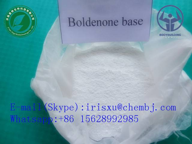 98% High Purity China Supply Injectable Raw Hormone Bolde-Nones Base CAS 846-48-0