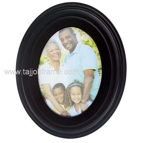 Classic Oval Wooden Photo Frame