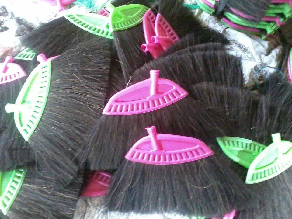 Fiber Broom