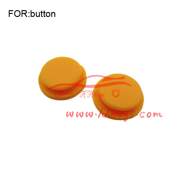 Benz smart key rubber yellow pad 1 button replacement