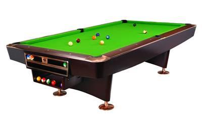 8ft american pool table