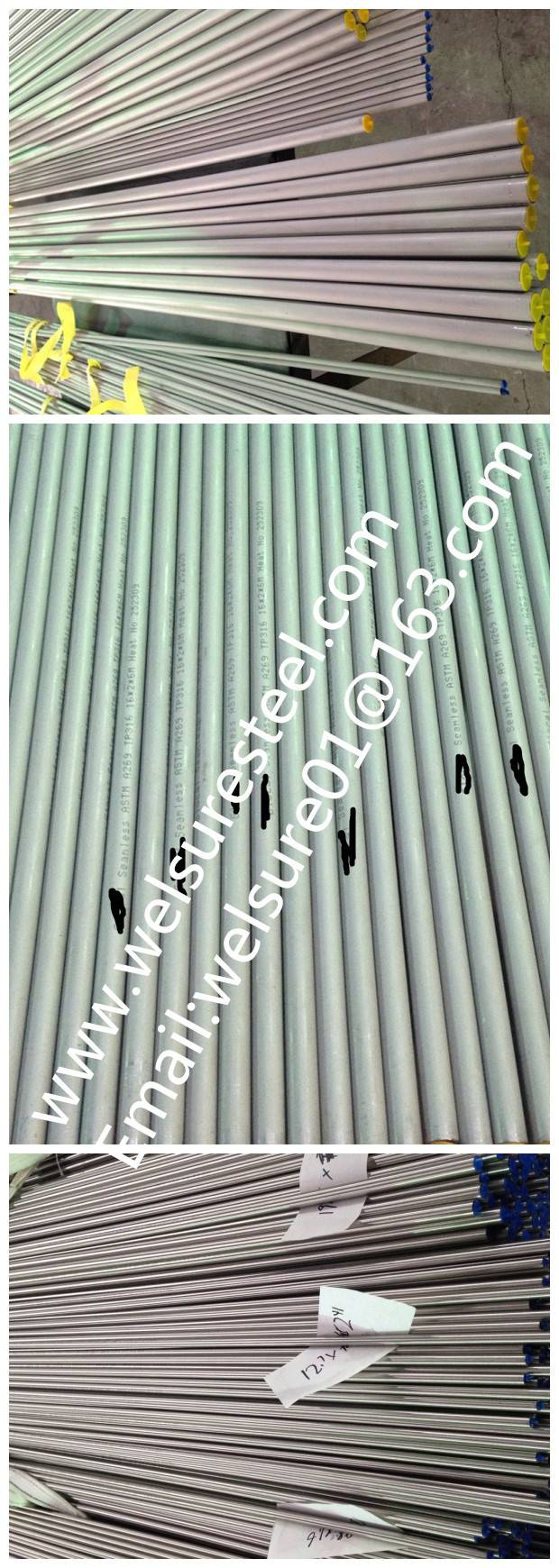 Product Description  1. NAME: Stainless Steel/Duplex Stainless Steel Pipe  2. MATERIAL: Stainless St