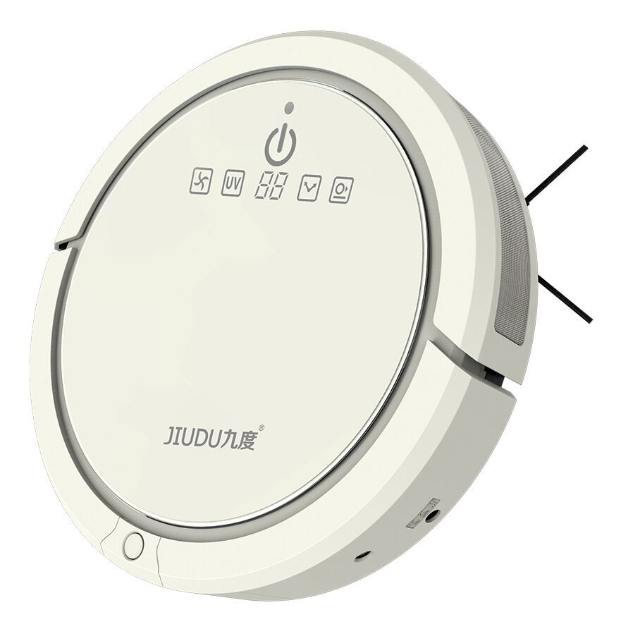 Smart Floor Robot Vacuum Cleaner with Automatic Charging and Cleaning