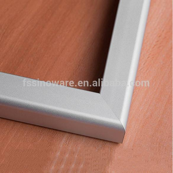 Hotsale 20mm aluminum profile aluminum frame for bookcase, cabinet