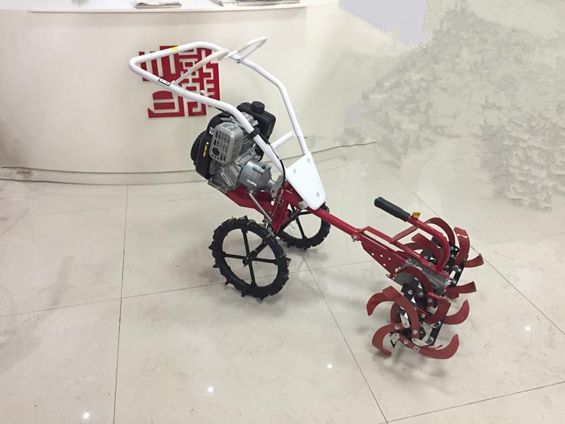 3HP Gasoline Mini Tiller for Orchard