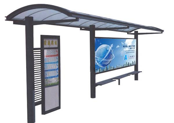 Bus Stop/Bus Shelter-GK-BS-16