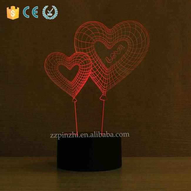 NL36 cool unique led color changing night light