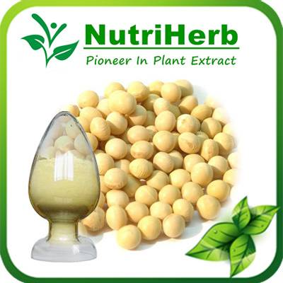 Soybean Extract 40% Soy Isoflavone/Phytoestrogens