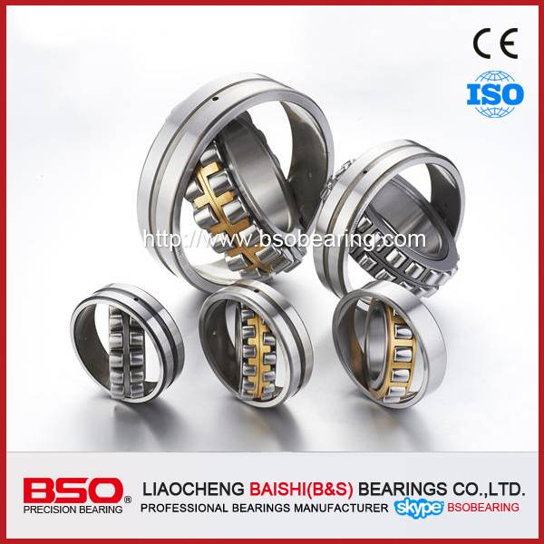Spherical Roller Bearings  CA/CAK CC/CCK MB W33