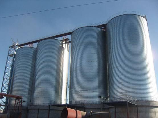Cement Silo Cement Storage Silo