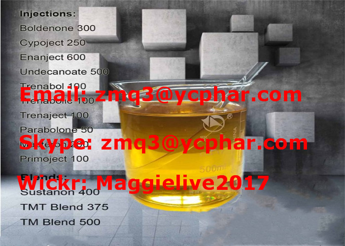 Steroid Testosterone Propionate 100mg/ml Premixed Finished Oil
