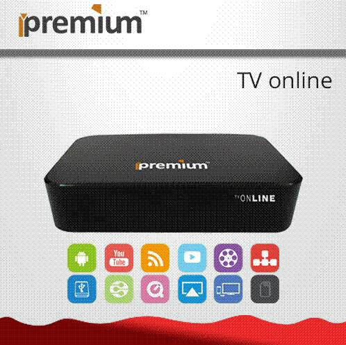 Wholesale Newest TV Online with Functions USB 2.0 Android Market