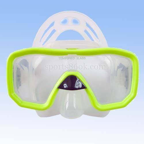 Adult diving equipment, scuba diving gear,diving mask M214