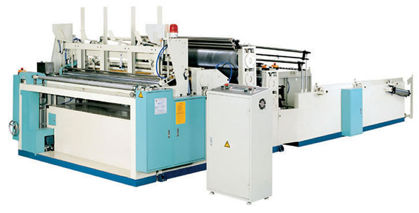 Fully-automatic Rewinder (ZQ-III-E)