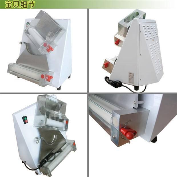automatic pizza making machine
