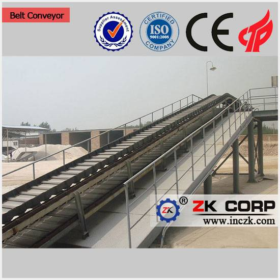 Cheap Fixed Belt Conveyor Used in Mining Industry