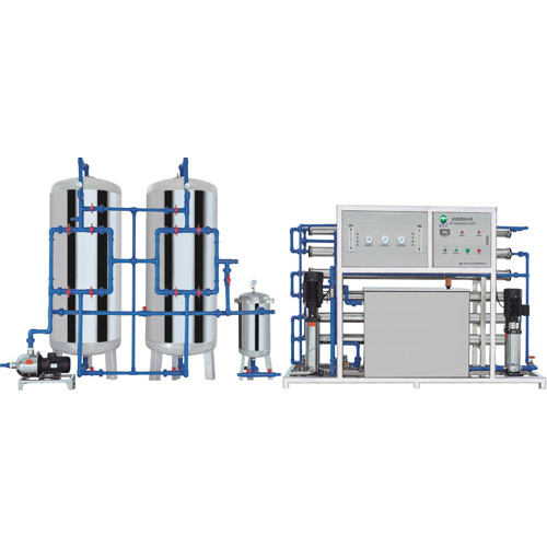 Double Level LWT-2000L/H Reverse Osmosis Water Treatment Machine/ Water Purification Machine