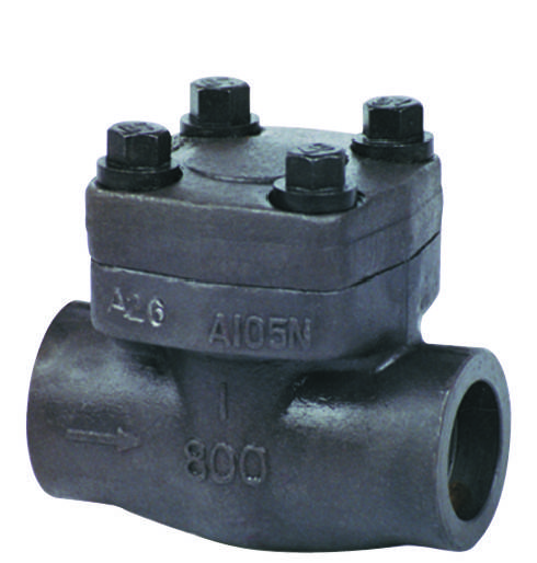 SW/NPT A105N forged check valve 800lbs