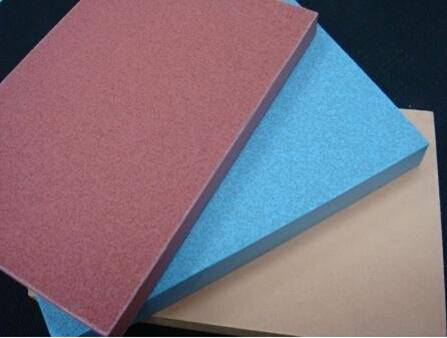 High quality colored acoustic ceiling tile 600 x 600mm