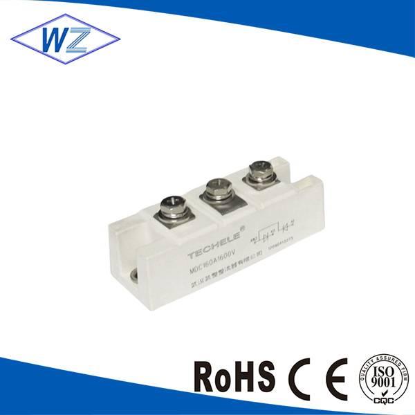 Semikron SCR thyristor module SKKT 106B/16E