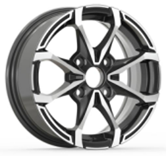 Alloy wheels 14x6.0