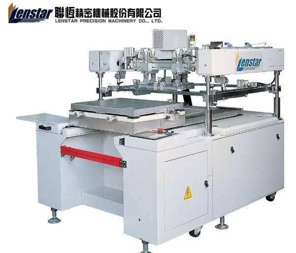 Single Table Semi-Automatic Screen Printer  BH-35
