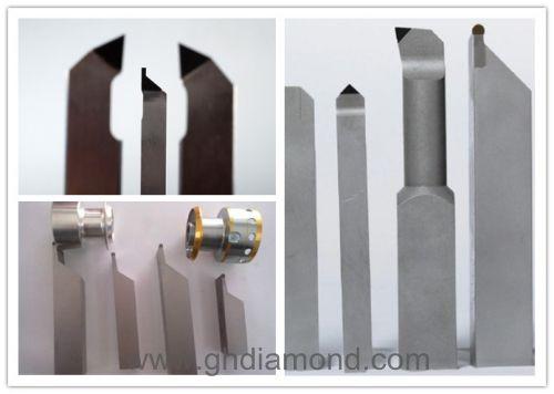 PCD diamond turning tools