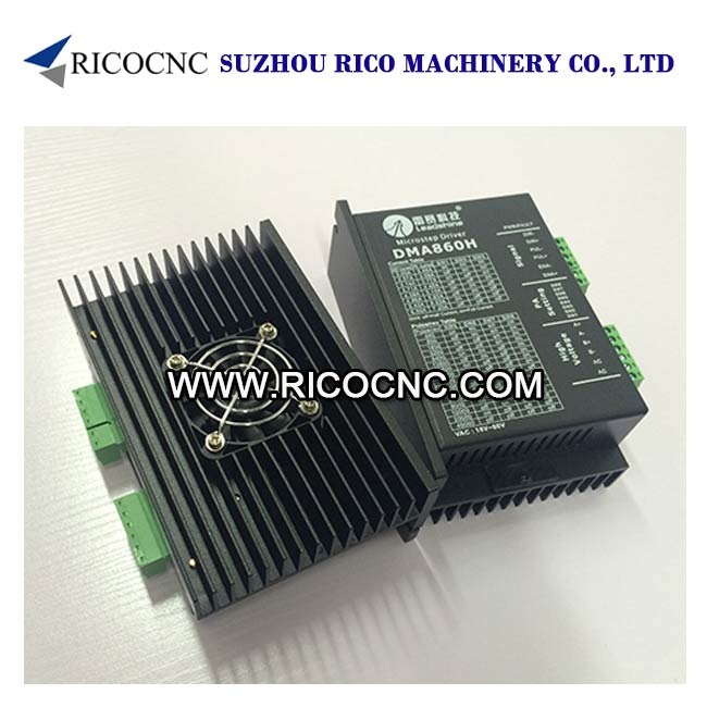 Leadshine DMA860H 7.2A Stepper Motor Driver for Stepping Motor CNC Machine Driving