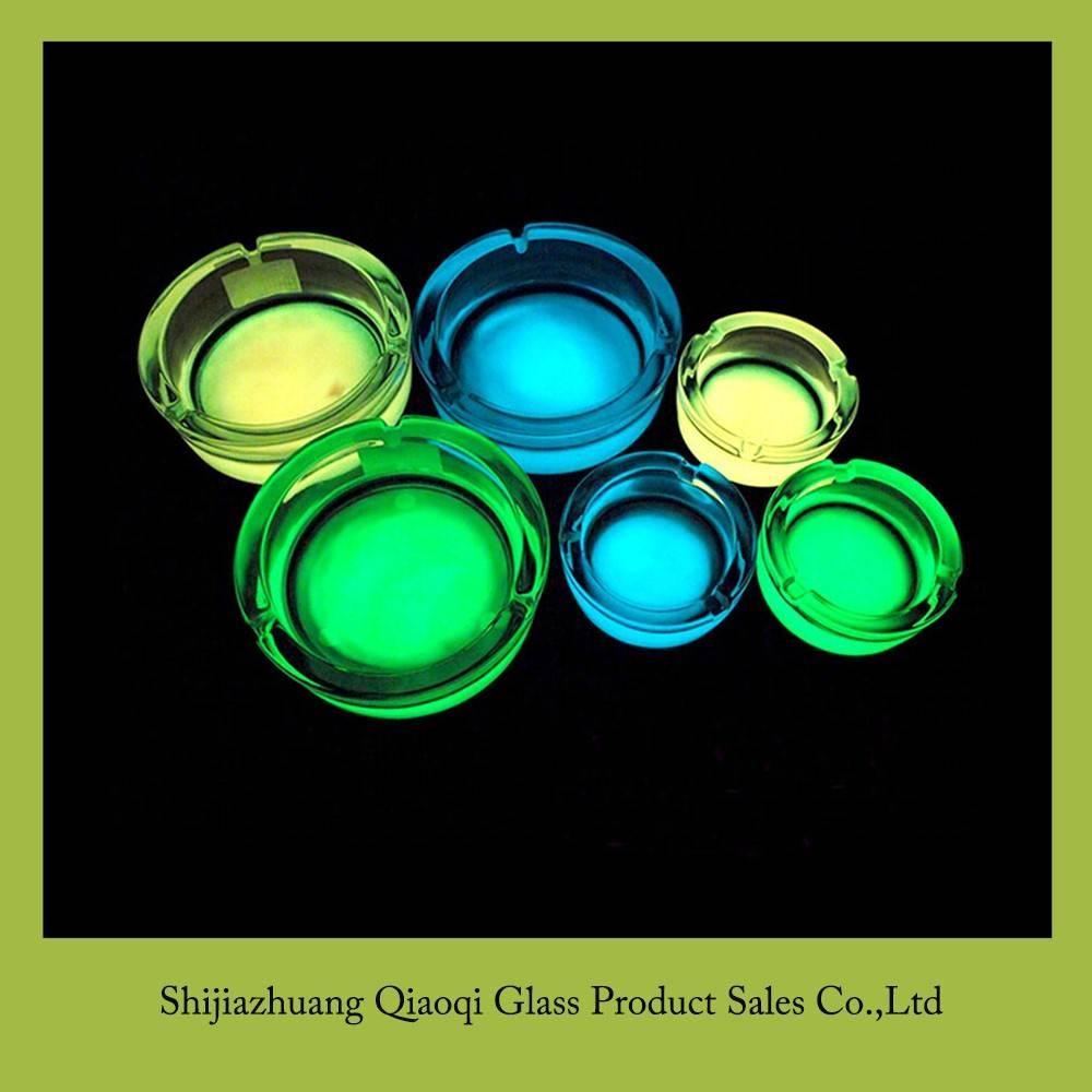 Noctilucence Glass Ashtray