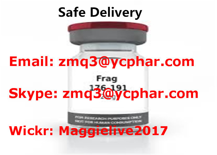 Human Growth Hormone Peptide , HGH 176-191/ HGH Frag 176-191 No Side Effect