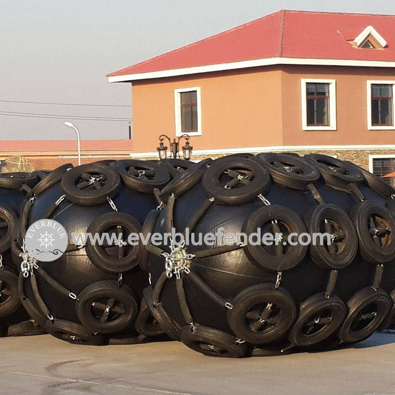 Durable good quality marine rubber fender