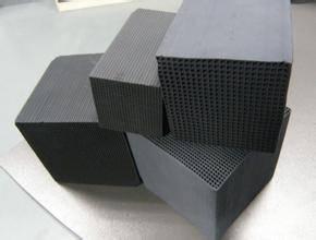block shape activated carbon