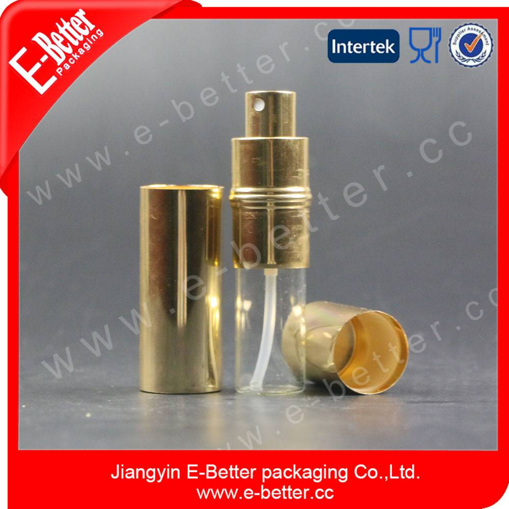 aluminium perfume spray bottles wholesale