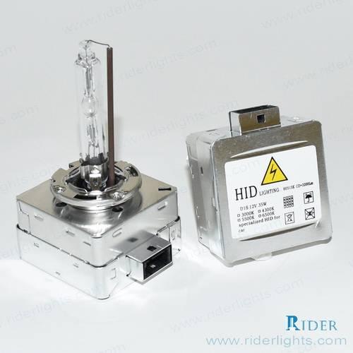 D3 Xenon HID Bulb 12V 35W AC