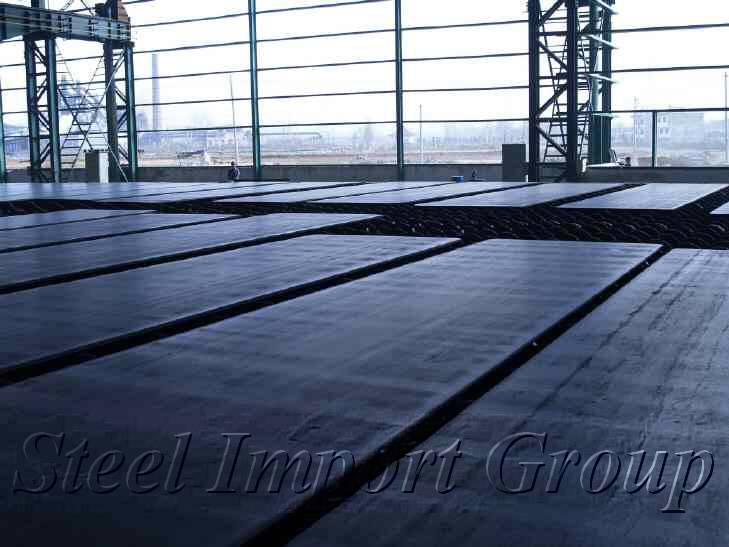 sell steel plates from Ukraine, China,